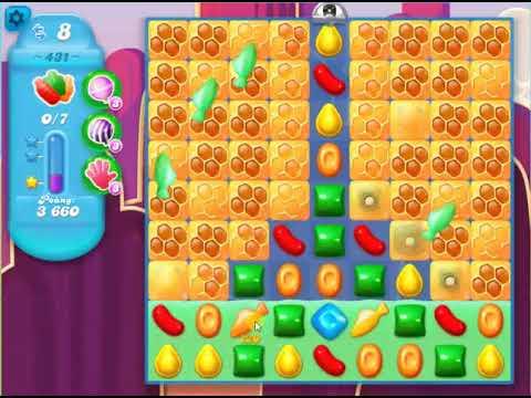 candy crush soda 431