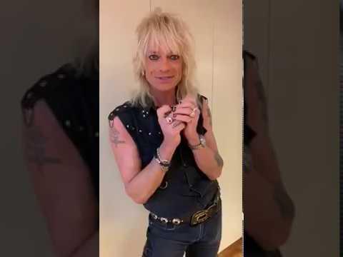 Michael Monroe nos anima a ir al Rock Fest Barcelona 2019