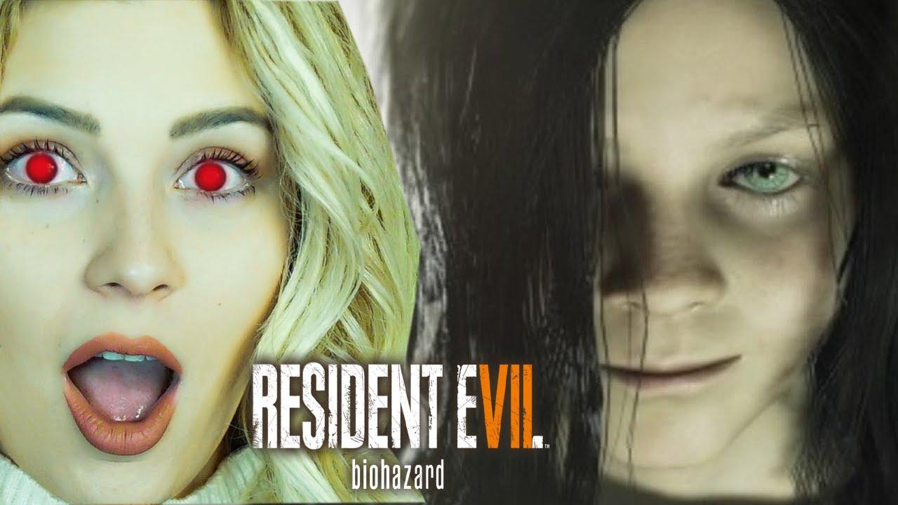 (Monster Energy Özel) FİNAL EVELINE ÇILDIRIYOR ! (Resident Evil : Biohazard Bölüm 6)