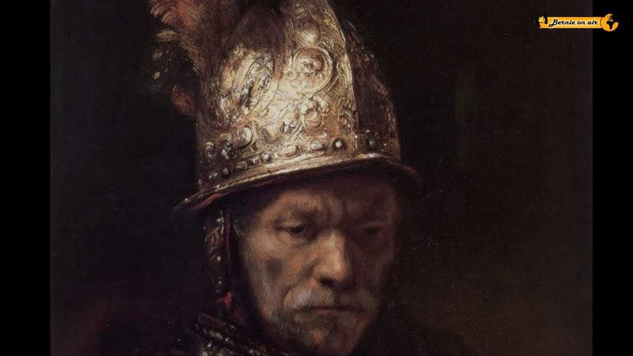 Rembrandt Van Rijn Der Mann Mit Dem Goldhelm Youtube