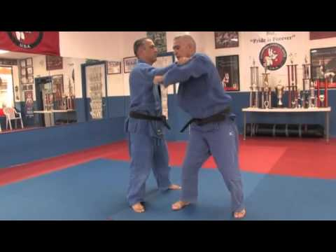 How to do a Hip Throw - Judo Lessons