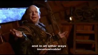 The Princess Bride Inconceivable clips