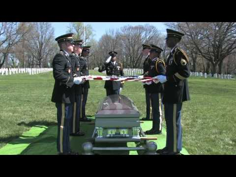 The Maryland National Guard Honor Guard Demonstration Of Military
