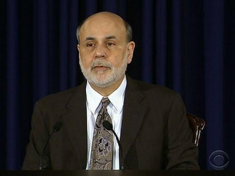 Fed to ease up on stimulus program