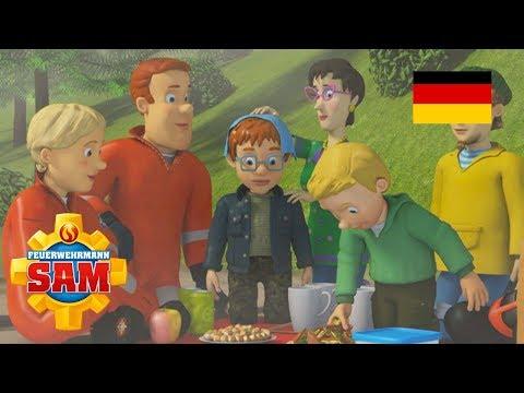 Feuerwehrmann Sam Deutsch Neue Folgen   Küstennotfall - Wasser rettet   Kinderfilme