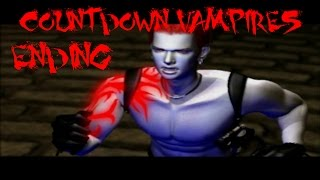 Countdown Vampires (PS1) - Special Story Walkthrough - Part 8: True Ending