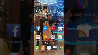 Huavei new mobile phone screan video maker