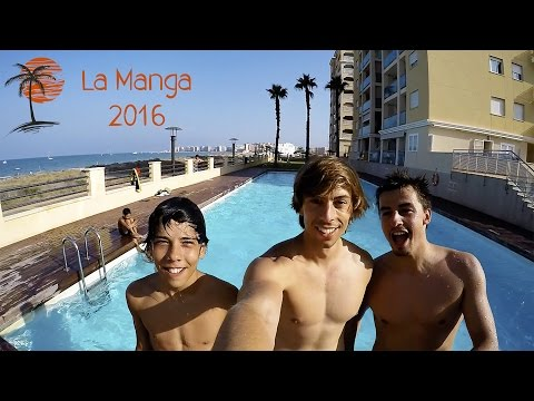 La Manga - Spain 2016 GoPro
