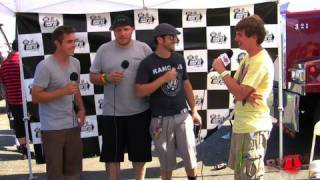 Ivy League Interview at Warped Tour '09 - BVTV