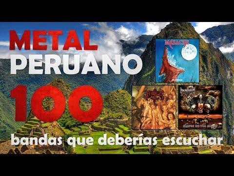Peruvian Metal: 100 Bands that you should listen!