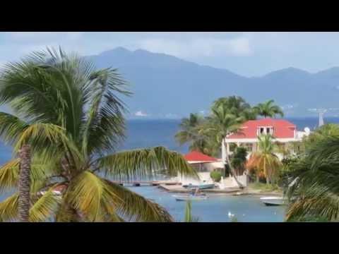 Guadeloupe - Island of Terre-de-Haut