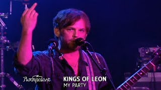 Kings of Leon - My Party (Rockpalast 2009)