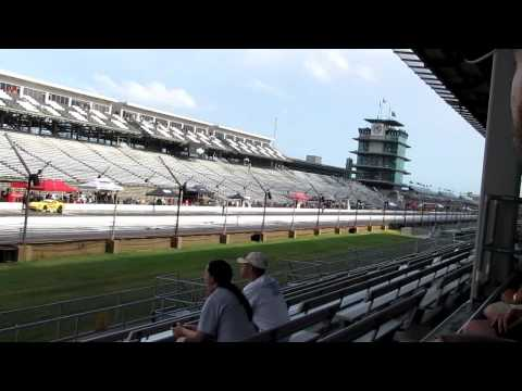Grand Am Rolex sports car series IMS some racing