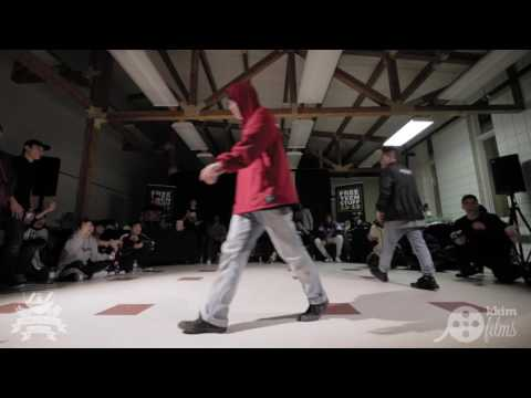 Solanin VS Anyo [Exhibition] - Battle Of The East