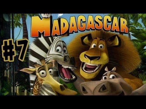 Madagascar -  Walkthrough - Part 7 - Jungle Banquet (PC) [HD]