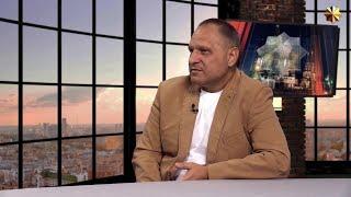 Анонс интервью с Владимиром Громовым, украинским политиком и экспертом