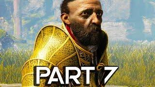 God of War 4 Walkthrough Part 7 - Brother - GOD OF WAR GAMEPLAY!! (PS4 PRO 60FPS)