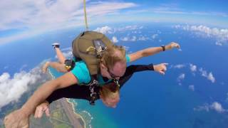 Best Skydive Hawaii Video Ever