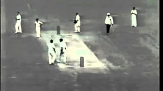 RARE  Sir Len Hutton 60  vs Australia 5th test 1950 51
