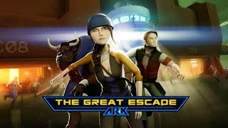 AR K The Great Escape Gameplay PC HD 1080p