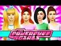 POWERPUFF GIRLS & ROWDYRUFF BOYS TEEN MAKEOVER! ❤ The Sims 4 Powerpuff Girls: Power of Four - CAS