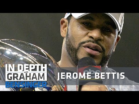 Jerome Bettis on retiring, unretiring, winning it all