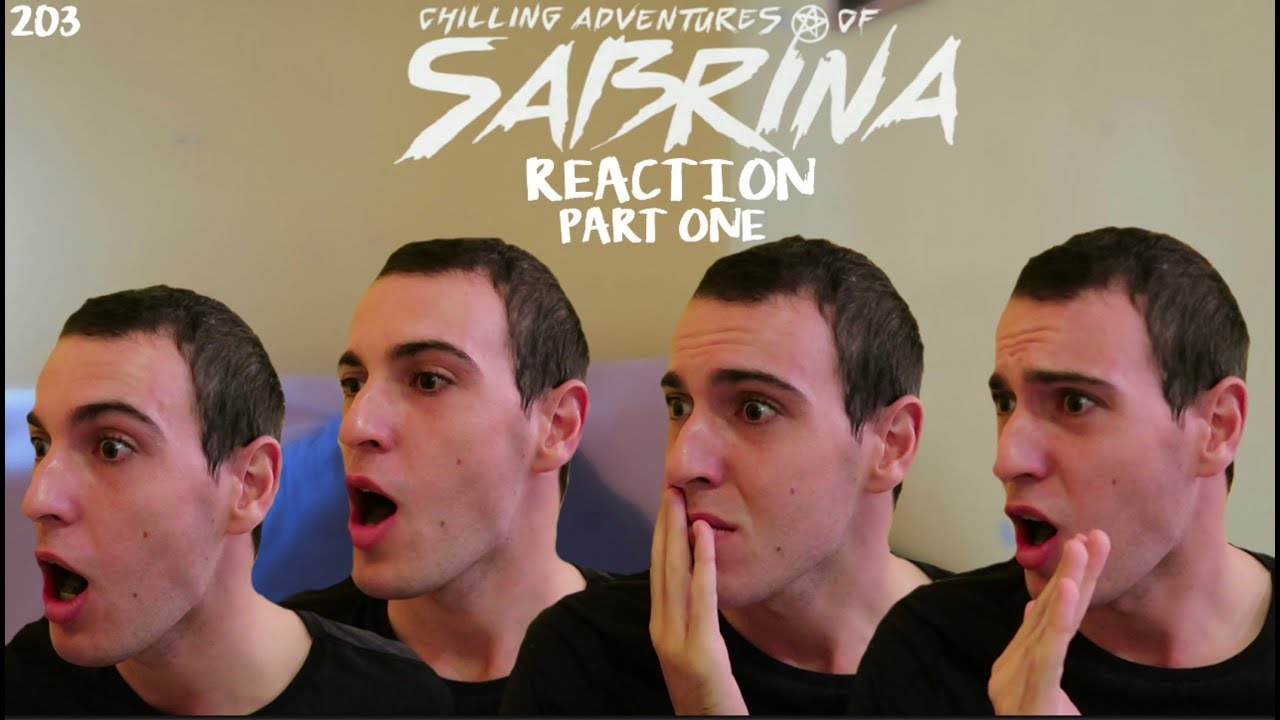 CHILLING ADVENTURES OF SABRINA REACTION // 'Chapter Fourteen: Lupercalia' PART ONE