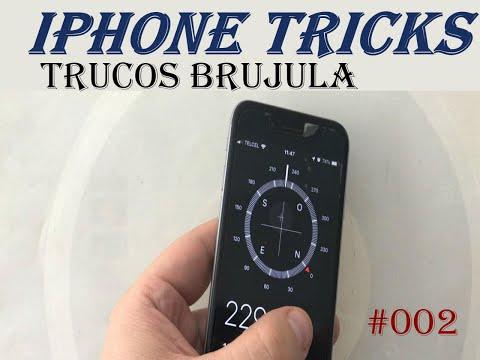 Iphone Brújula Y Nivel Con Algunos Trucos De Su Uso