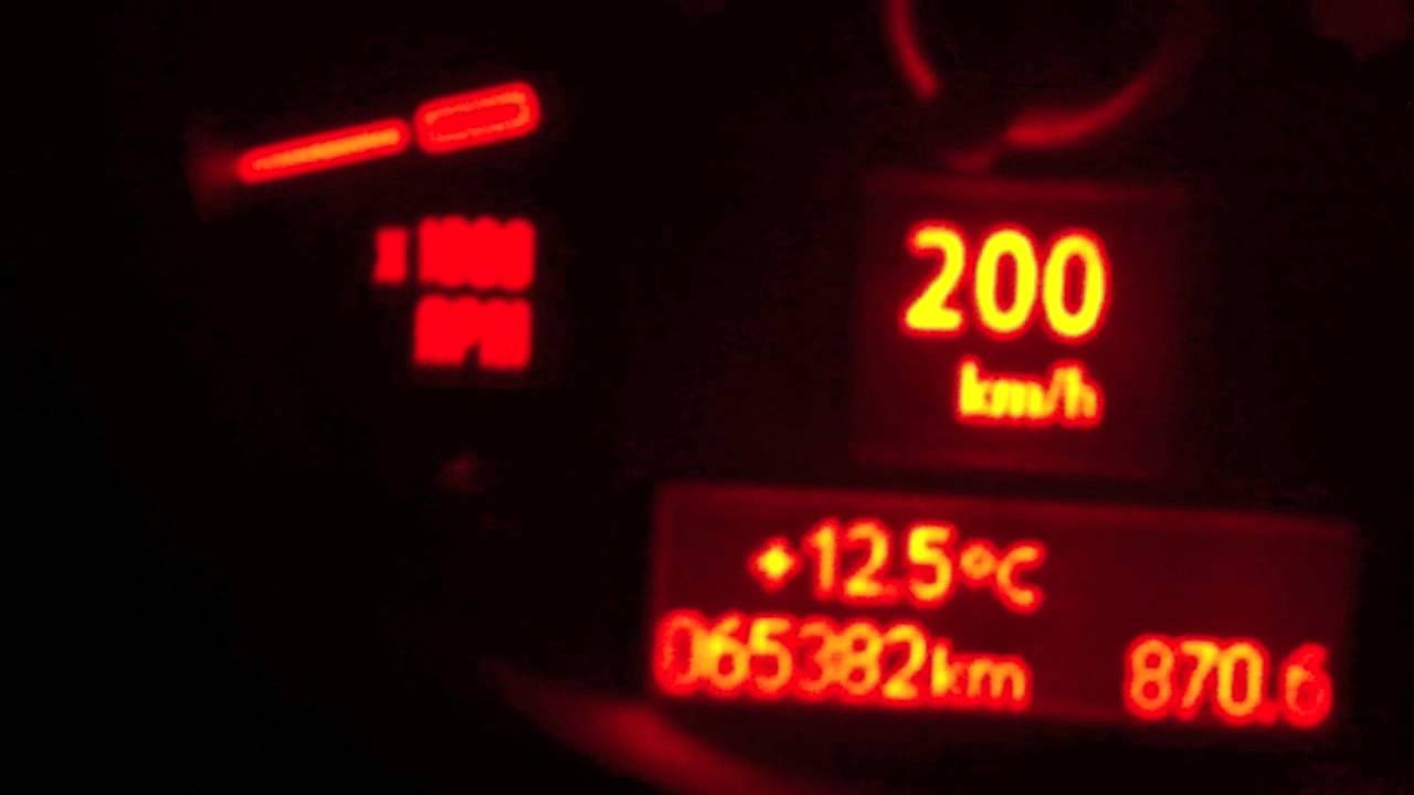 R56 Mini Cooper S Fuel Consumption At 100 Kmh 200 Kmh Youtube
