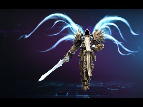 Tyrael- We just need 8 Coins! -Heroes of the Storm