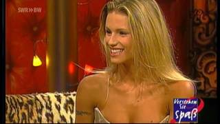 Versehen beim Fernsehen: Erstes Glück mit Michelle Hunziker | Verstehen Sie Spaß?