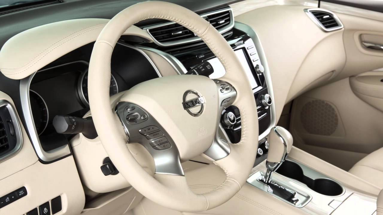 2015 NISSAN Murano - Bluetooth® Hands-Free Phone System without Navigation  Operating Tips