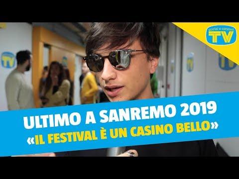 Sanremo 2019 | Intervista a Ultimo: «Il Festival è un casino, ma un casino bello»