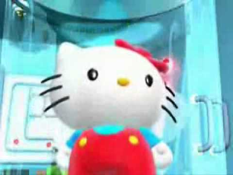 Hello Kitty Aventure - Lapin Calin Song