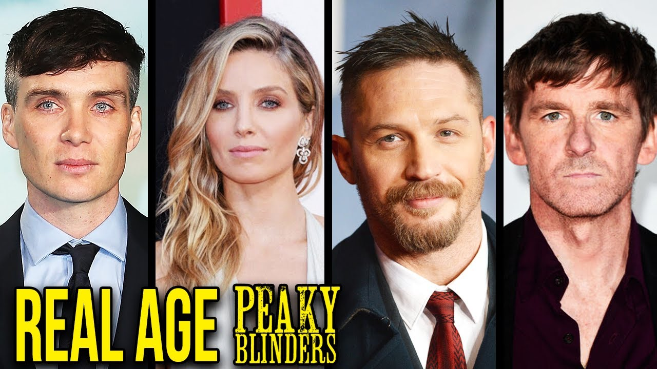 Peaky Blinders Cast Real Age 2020 Youtube