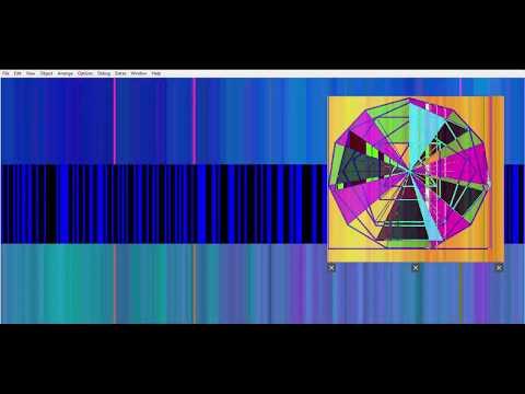 KCAI's Sound Art Collaborative live at the Visual Symposium