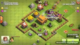 Clash of clans Sebastian Grenmo