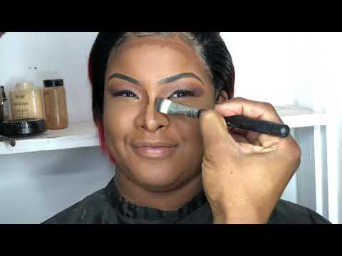 Easy Make Up Tutorial and Foundation  Hooded Eyes | 123