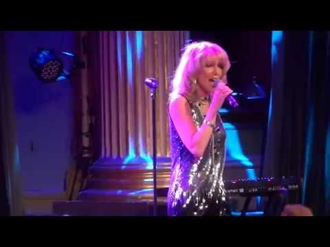 "Linda Jo Rizzo ""Only one night"" Sthlm Italo Disco Party 2015"