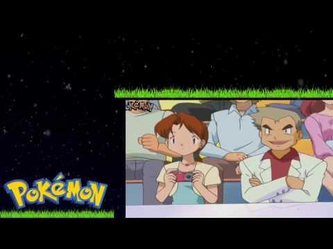 Pokemon - Battle , Ash VS Gary - Enjoy