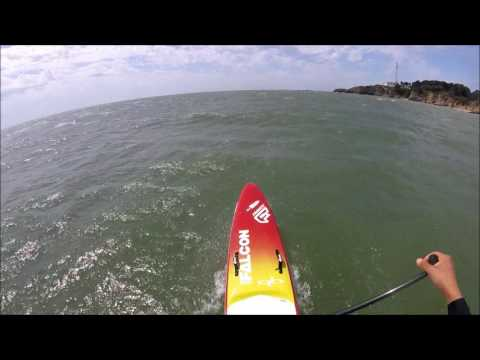 Downwind Fanatic Falcon 14 Direct sailing