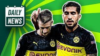 Transfer News: Emre Can zum BVB? Tousart zu Hertha BSC? Wird Bröndby IF der nächste Red Bull Club?