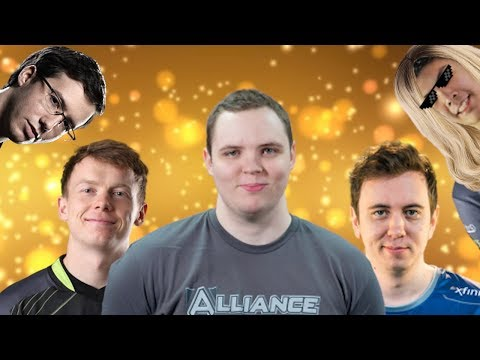 3 TI WINNERS, 1 BATTLE CUP (With S4, PPD, 33, and Aviana)