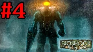 Bioshock 2 Big Brass Balls Walkthrough Part 4 Xbox 360 Gameplay