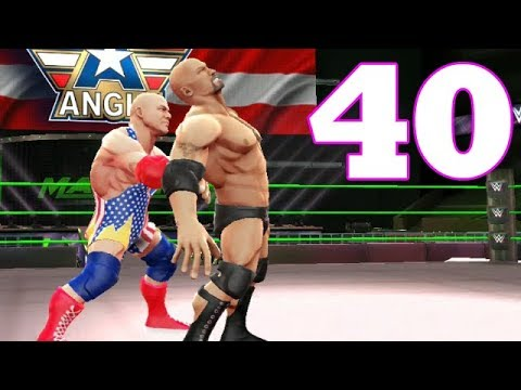 Download WWE Mayhem - Team Angle - Part 40 [Season 13 Episode 3/3] - Android Gameplay