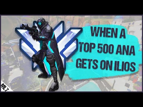 WHEN A TOP 500 ANA GETS ON ILIOS