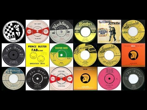 Dr. Sympathy's old SKA mix