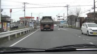 【車載動画】埼玉県道42号松伏春日部関宿線