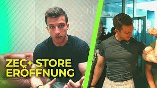 Wir haben geöffnet! | ZEC+ Store Stuttgart Opening mit Kollegah, Mois, Matthias & Nico | Tim Gabel