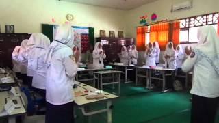 Pembelajaran Inovatif: Ice breaking Rasta 18 SMPN 3 Peterongan (by Faiq)